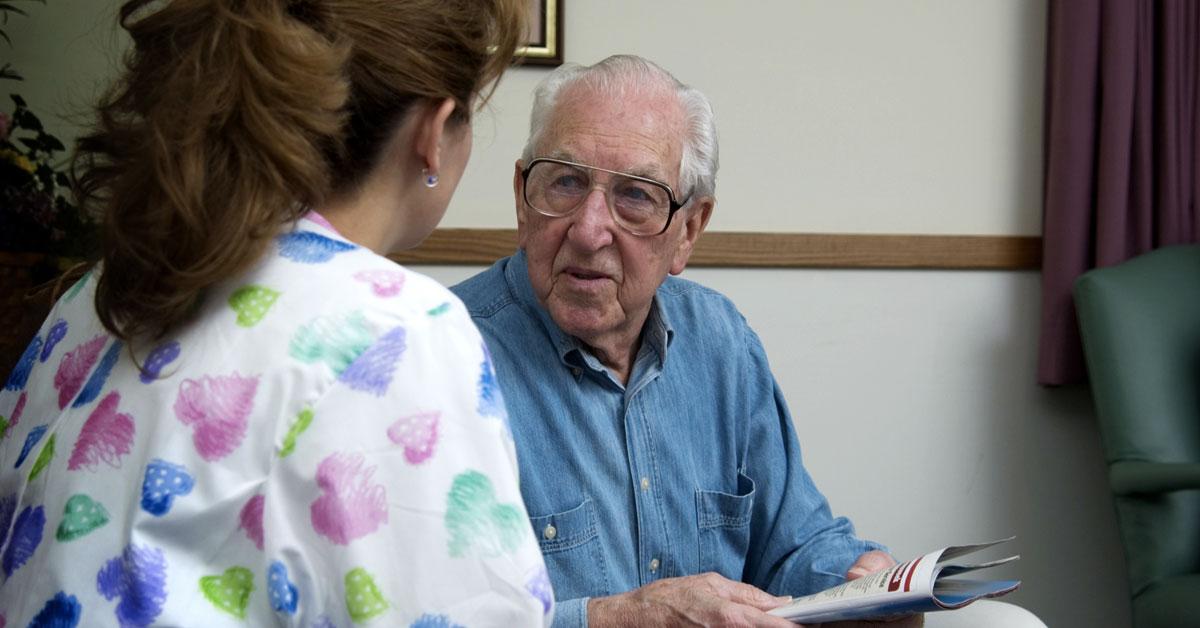 senior patient health literacy